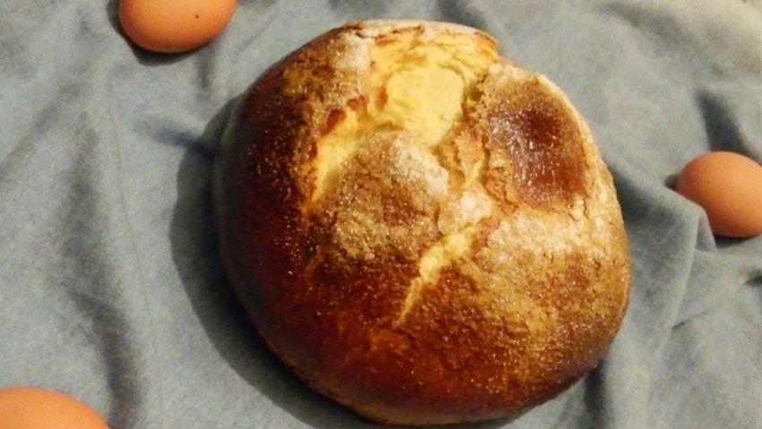 Receta de Pan quemado