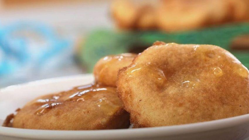 Receta de tortillas o tortitas de carnaval